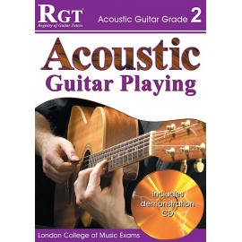 RGT Acoustic Guitar Playing Grade 2