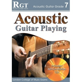RGT Acoustic Guitar Playing Grade 7