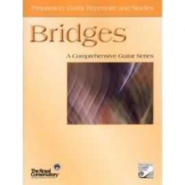 Bridges Guitar Repertoire and Studies Preparatory