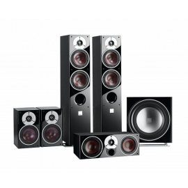 ZENSOR 5 5.1 Speaker System with E-12-F Sub