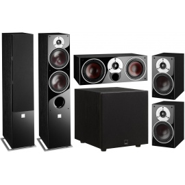 ZENSOR 7 5.1 SPEAKER SYSTEM WITH E-12-F Sub