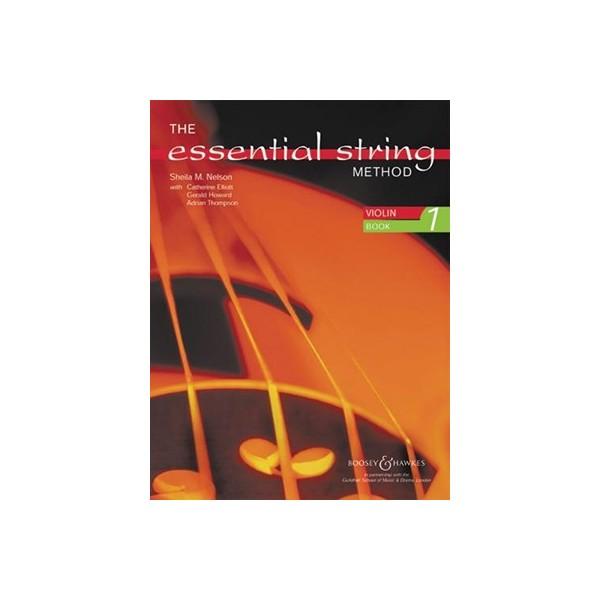 The Essential String Method Violin 1
