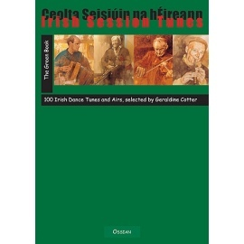 Irish Session Tunes - The Green Book