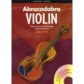 Abracadabra Violin BK/CD