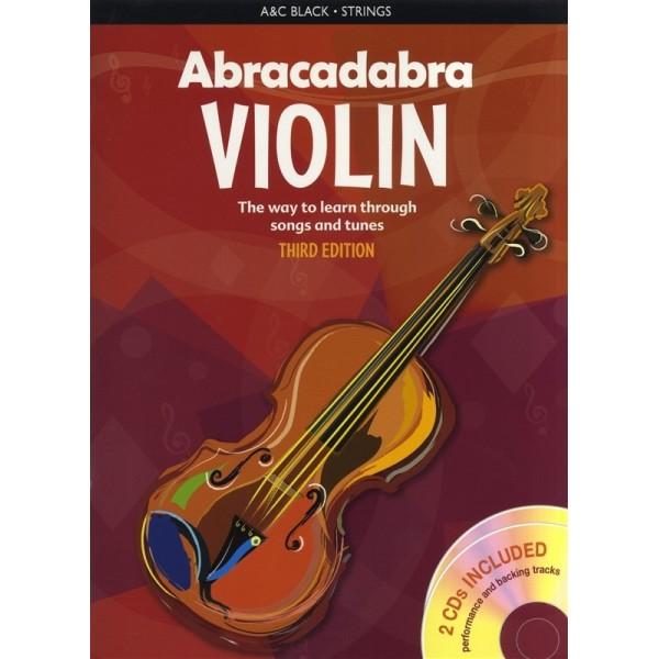 Abracadabra Violin (Bk&CD)