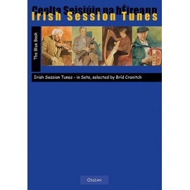Irish Session Tunes - The Blue Book