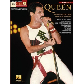 Pro Vocal Volume 15: Queen