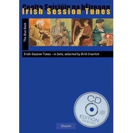 Irish Session Tunes - The Blue Book (CD Edition)