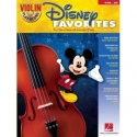 Violin Play-Along Volume 29: Disney Favorites