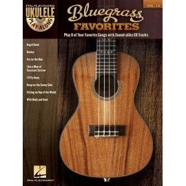 Ukulele Play-Along Volume 12: Bluegrass Favorites
