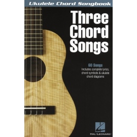 Ukulele Chord Songbook: Three Chord Songs