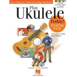 Play Ukulele Today! - Starter Pack