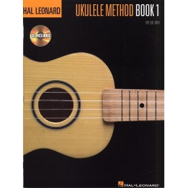 Hal Leonard Ukulele Method: Book 1