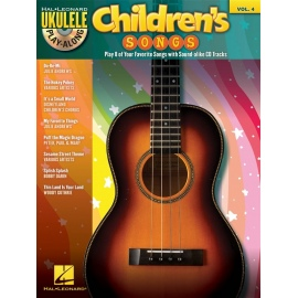 Ukulele Play-Along Volume 4: Childrens Songs
