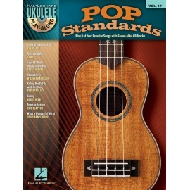 Ukulele Play-Along Volume 17: Pop Standards