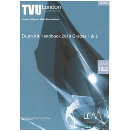 LCM Drum Kit Handbook 2010 Grades 1 & 2 (Book/CD)