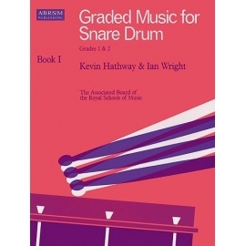 Graded Music For Snare Drum Book 1 Grades 1-2