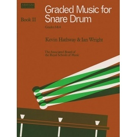 Graded Music For Snare Drum Book 2 Grades 3-4