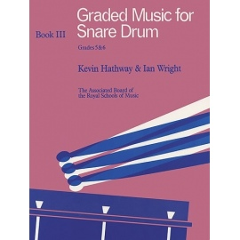 Graded Music For Snare Drum Book 3 Grades 5-6