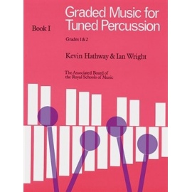 Graded Music For Tuned Percussion Book I Grades 1-2