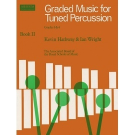 Graded Music For Tuned Percussion Book 2 Grades 3-4