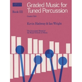 Graded Music For Tuned Percussion Book III Grades 5-6