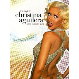 Best of Christina Aguilera PVG