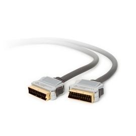 Scart Plug to Scart Plug 1.0m