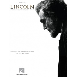 Lincoln Music from the Motion Picture Piano Solo