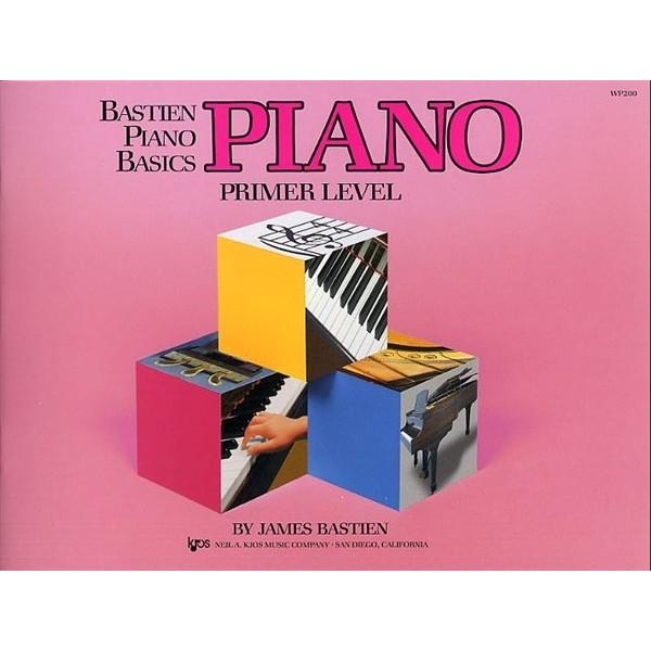 Bastien Piano Basics Piano Primer Level WP200