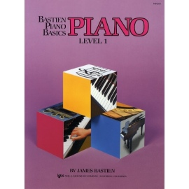 Bastien Piano Basics Piano Level 1 WP201