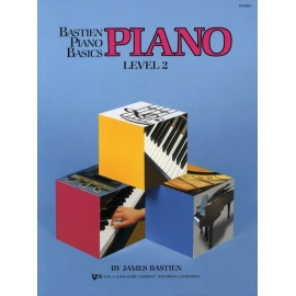 Bastien Piano Basics Piano Level 2 WP202