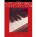 John Thompsons Classic Piano Repertoire Elementary