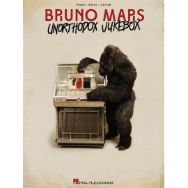 Bruno Mars Unorthodox Jukebox PVG