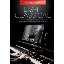Piano Playbook Light Classical