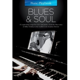 Piano Playbook Blues & Soul