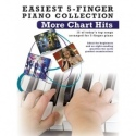 Easiest 5-finger Piano Collection: More Chart Hits