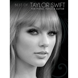 Taylor Swift, Best Of (PVG)