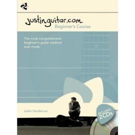 Justinguitar.com Beginners Course (Spiral A4)