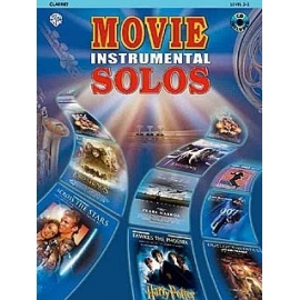 Movie Instrumental Solos Clarinet