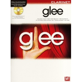 Glee Instrumental Playalong for Clarinet