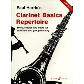 Paul Harris Clarinet Basics Repertoire