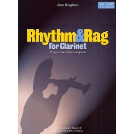 Rhythm and Rag for Clarinet