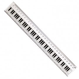 Keyboard Ruler (30cm)