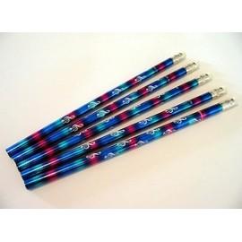 Rainbow Treble Clef Pencil