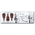 Belgian Milk Chocolate Box Of Violins