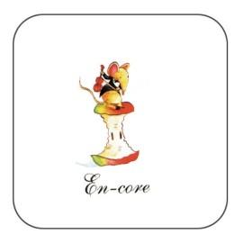 Pair of En-core Coasters