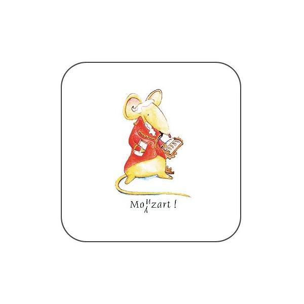 Pair of Mouzart Coasters