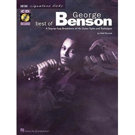 George Benson - Best Of: Guitar Signature Licks