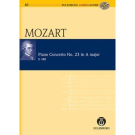 Mozart Piano Concerto No 23 in A Major K488